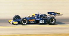 Mark Donohue 1972 Indy 500. He won his 1st and only Indy 500...