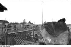 A sdkfz 250 half track & a sdkfz 232 8 rad belonging to the 2nd Panzer division is Russia.