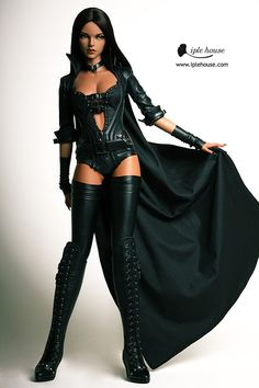 Iple House Black Athena