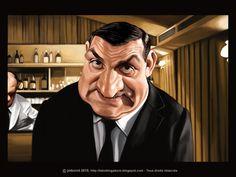 Caricatures diverses et vari es on pinterest caricatures for Dujardin dromadaire