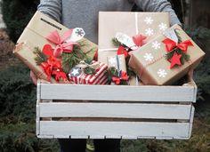 Gifts wrapping D I Y PAKOWANIE PREZENTÓW – LAUENA  www.lauena.pl