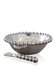 Biltmore® Big Bead Bowl and Spreader Set