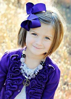 little girl hairstyles for short hair - Little girl haircuts . Kids Short Haircuts, Little Girl Short Hairstyles, Short Hair For Kids, Short Girls, Short Hair Cuts, Short Hair Styles, Toddler Hairstyles, Kids Bob Haircut, Kids Hairstyle