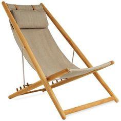 Björn Hultén H55 Easy Chair ($685) ❤ liked on Polyvore