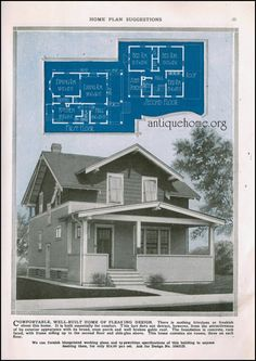 https://flic.kr/p/rxMN8h | 1921::Radford House Plans | Home Plans Suggestions by Radford