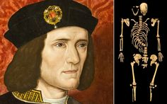 Richard III is given a more dignified entrance to Leicester as his body   returns from battle site of Bosworth Field