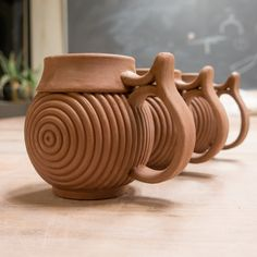 My personal ceramics portfolio and pottery that inspires Slab Pottery, Pottery Mugs, Ceramic Pottery, Pottery Art, Ceramic Techniques, Pottery Techniques, Clay Mugs, Ceramic Clay, Coil Pots