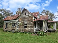 Public Domain, All Over The World, All Pictures, Abandoned, Farmhouse, Cabin, House Styles, Home Decor, Left Out