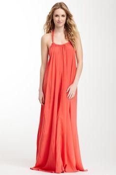 Drawstring Halter Dress on HauteLook