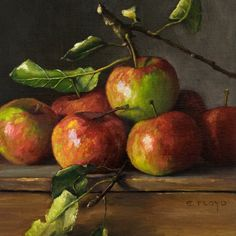 Heirloom Apples | Elizabeth Floyd