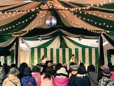 本日は堂島孝平楽団→Schroeder-Headz→Cocco→大宮エリー朗読に出演でした!ありがとうございました!  明日30日は15:40~ZAOviewVillageにて大宮エリー(ライブペイント)に出演します。ピアノ&歌で参加します!  #ARABAKI #渡辺シュンスケ Fair Grounds