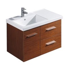 Vigo Moderna Trio 31 25 Single Bathroom Vanity Set