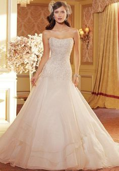Sophia Tolli Y11411 Wedding Dress - The Knot