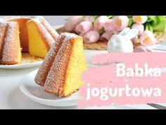 Prosta i szybka babka jogurtowa! Idealna na Święta Wielkanocne, puszysta, wilgotna i pyszna! Sprawdź instrukcję ze zdjęciami krok po kroku na ciastkożercach! Polish Recipes, Vanilla Cake, Muffin, Make It Yourself, Cook, Youtube, Polish Food Recipes, Muffins, Cupcakes