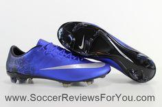 Nike Mercurial Vapor 10 CR7 Natural Diamon Review