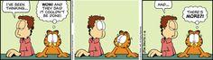 Garfield Comic Strip   for Nov/06/2014  on GoComics.com