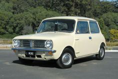 Leyland Mini < Issue 20 < Mini Back Issues Mini Clubman, Mini Coopers, Four Wheel Drive, Classic Mini, Australia, Buses, Minis, British, Busses