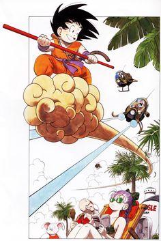 Akira Toriyama Dragon Ball Art Dragon Ball Anime Dragon Ball