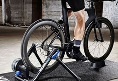 Indoor cycling workouts - Indoor trainers are a necessary evil for CYCLISTS in the offseason, but these workouts and apps will at least make your pain cave more entertaining. Spin Bike Workouts, Elliptical Workouts, Indoor Bike Trainer, Cycling Workout, Cycling Tips, Road Cycling, Indoor Cycling, Bike Indoor, Spinning Workout