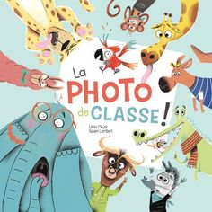 Amazon.fr - Les canoes Ricochet - La photo de classe - Lenia Major, Fabien Öckto Lambert - Livres