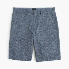 """J.Crew Mens 10.5"""" Club Short In Ditsy Floral"""