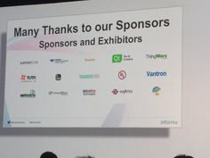 Neil Hampshire ‏@Neil_H_NYC: #iotworld16 sponsors - maybe @ModusLink next time??