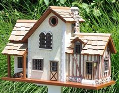 Birdhouse Mansion