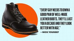 COMEDIAN NICK YOUSSEF HAS SOME CRUCIAL STYLE TIPS FOR YOU