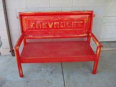 Truck furniture - The 1947 - Present Chevrolet & GMC Truck Message Board Network @Kristin Brown