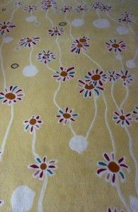 """My design entry """"He loves me, he loves me not"""" for the Veedon Fleece Rug Competition 2012 has been made! Dumpling, Competition, Kids Rugs, Illustrations, Watercolor, Design, Home Decor, Pen And Wash, Watercolor Painting"""