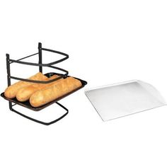 Linden Sweden Baker's 4-Tier Adjustable Metal Cooling Rack