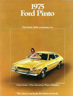 1975 Ford Pinto 2-Door Sedan | Alden Jewell | Flickr