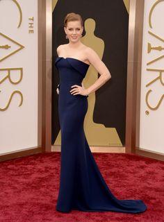 Amy Adams/主演女優賞ノミネートのエイミー・アダムスはグッチで登場 #Oscars #RedCarpet!