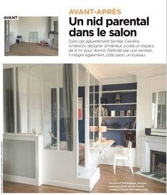 #Déco : Les travaux de notre appartement, zoom sur notre chambre - The Brunette
