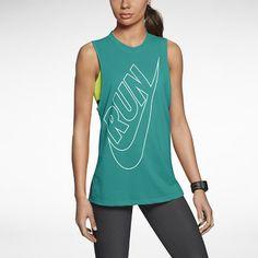 Nike Tailwind Loose Women's Running Tank Top
