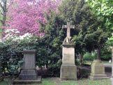 Gräber im Dortmunder Westpark // Old graves at West Park Dortmund (Germany)