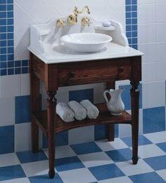 vanity for powder room