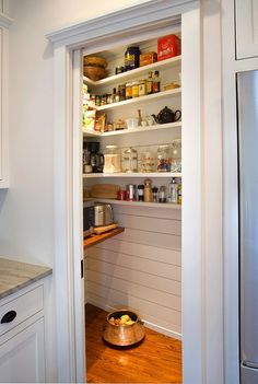 Kitchen Renovation On Pinterest Corner Pantry Pantries