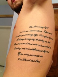 1000 images about tattoo on pinterest scripture tattoos for Religious rib tattoos for guys