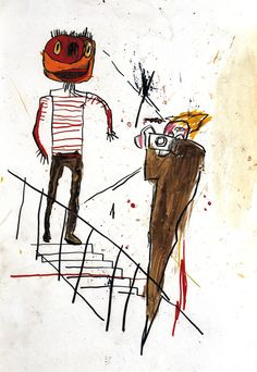 Life Doesnt Frighten Me: Maya Angelous Courageous Childrens Verses, Illustrated by Basquiat | Brain Pickings