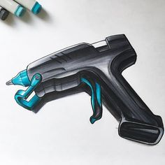 Silicone Gun Marker sketch by me Inspired by @beginace  #siliconegun #sketch #sketching #sketchers #copicsketch #industrialdesignsketch #industrialproductdesign #industrialdesigner #productdesign #productsketch #idsketch #idsketching #industrialdesign #productdesigner #productdesignsketch #art