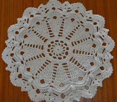 Crochet Motif, Crochet Doilies, Crochet Lace, Crochet Placemats, Christmas Crafts, Projects To Try, Fabric, Inspiration, Crochet Ideas