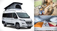 Rock Adventure Van: Leisure vehicle with bathroom