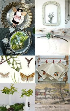 First Glances of Spring - 139 by Erika Hapke on Etsy--Pinned with TreasuryPin.com