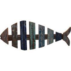 Evoke the charm of coastal cottage style with the Bela coffee table in a pretty grey painted finish. Lake Decor, Beach Cottage Decor, Coastal Cottage, Pallet Crafts, Pallet Art, Wood Crafts, Coastal Wall Art, Coastal Decor, Nautical Home