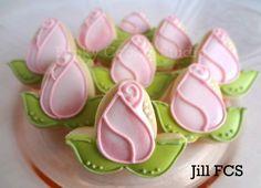 JILL FCS... Pink tulips