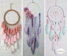 Llamadores de ángeles Diy Arts And Crafts, Decor Crafts, Paper Crafts, Diy Crafts, Origami Toys, Crochet Wall Hangings, Creative Box, Tatting Jewelry, Indian Crafts