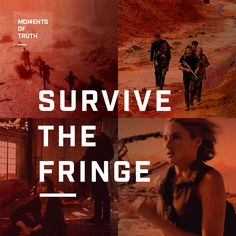 Survive The Fringe | #Allegiant | Now Playing