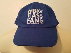 Adjustable Blue Big Ass Fans Donkey Hat Baseball Ball Strapback Cap #BigAssFans #BaseballCap