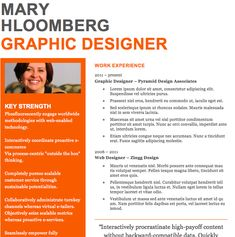CreativeExpressive  Resume Templates    Template